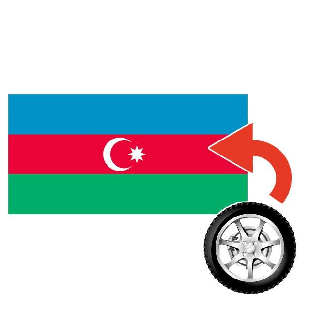 Reifen Export Azerbaijdschan
