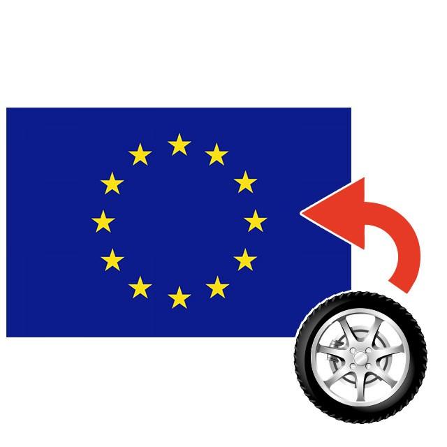 Reifen Export Europa